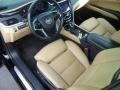 Caramel/Jet Black 2013 Cadillac XTS Premium AWD Interior