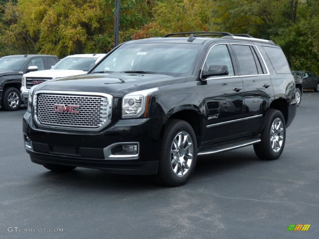 2016 onyx black gmc yukon denali 4wd 108083570 gtcarlot. Black Bedroom Furniture Sets. Home Design Ideas