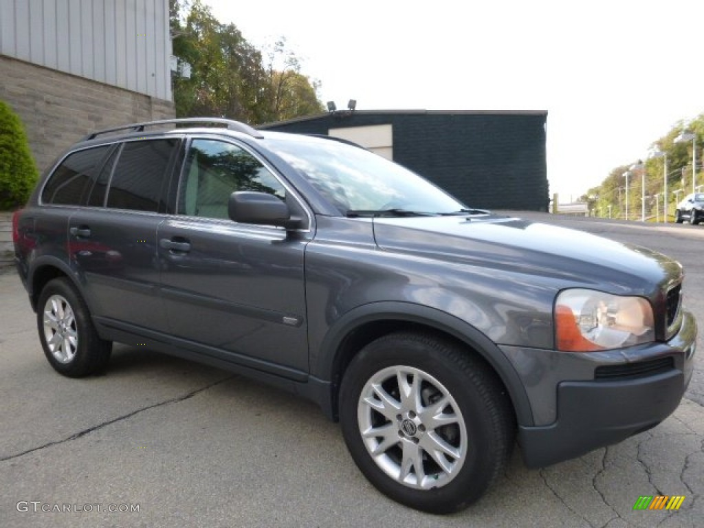 2005 titanium gray metallic volvo xc90 t6 awd 108083700. Black Bedroom Furniture Sets. Home Design Ideas