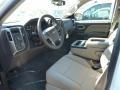 2016 Chevrolet Silverado 1500 Cocoa/Dune Interior Prime Interior Photo