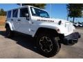 Bright White 2016 Jeep Wrangler Unlimited Gallery