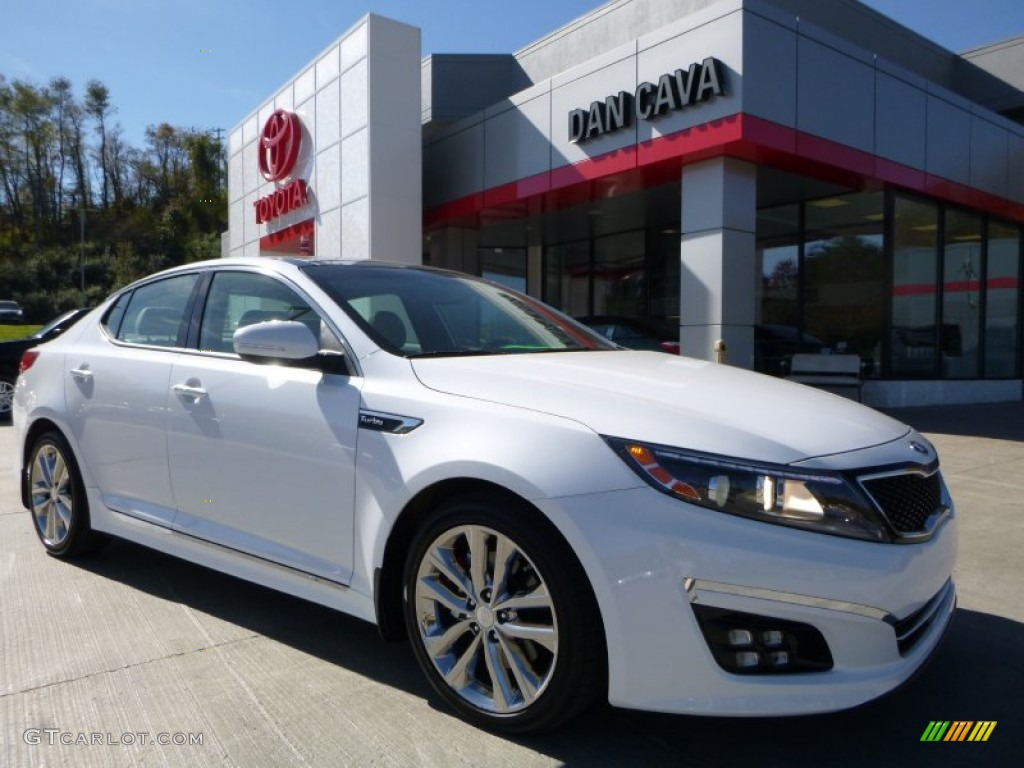 2015 snow white pearl kia optima sxl turbo 108108945. Black Bedroom Furniture Sets. Home Design Ideas