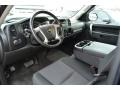 Ebony Interior Photo for 2013 Chevrolet Silverado 1500 #108118659