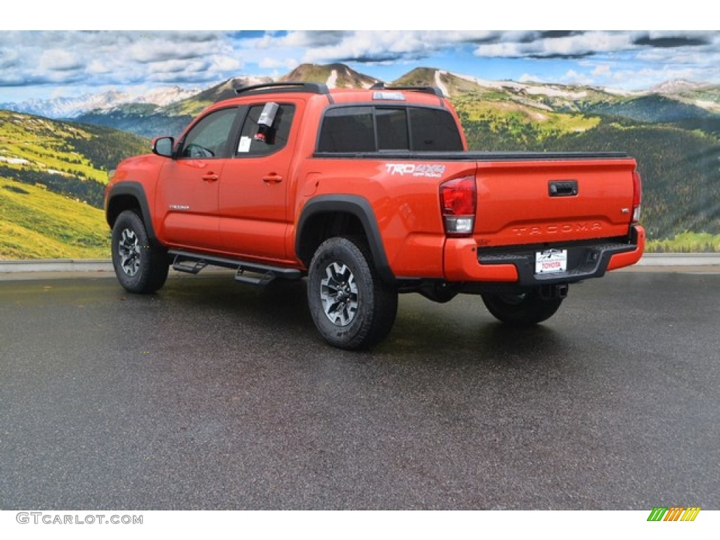 2018 Toyota Tacoma Inferno Upcoming Toyota