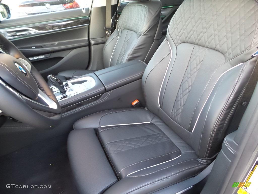 ... Sport Series Bmw 7 Series 2016 Interior : 2016 Magellan Gray Metallic BMW  7 Series 750i ...