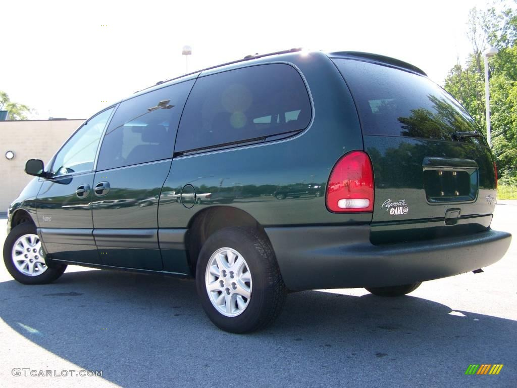 1999 forest green pearl plymouth grand voyager expresso. Black Bedroom Furniture Sets. Home Design Ideas