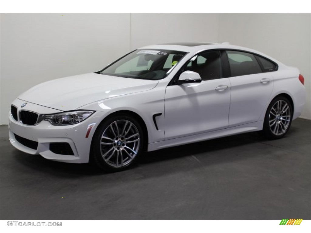 alpine white 2015 bmw 4 series 428i gran coupe exterior photo 108136146. Black Bedroom Furniture Sets. Home Design Ideas