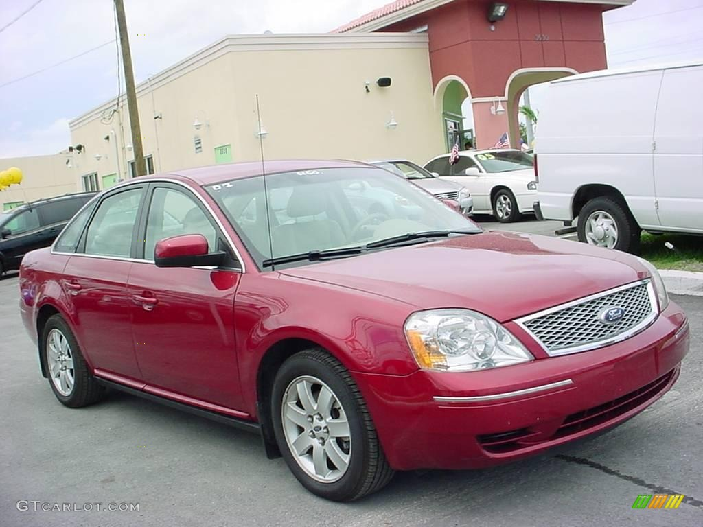 Ford Five Hundred Paint Jp Color