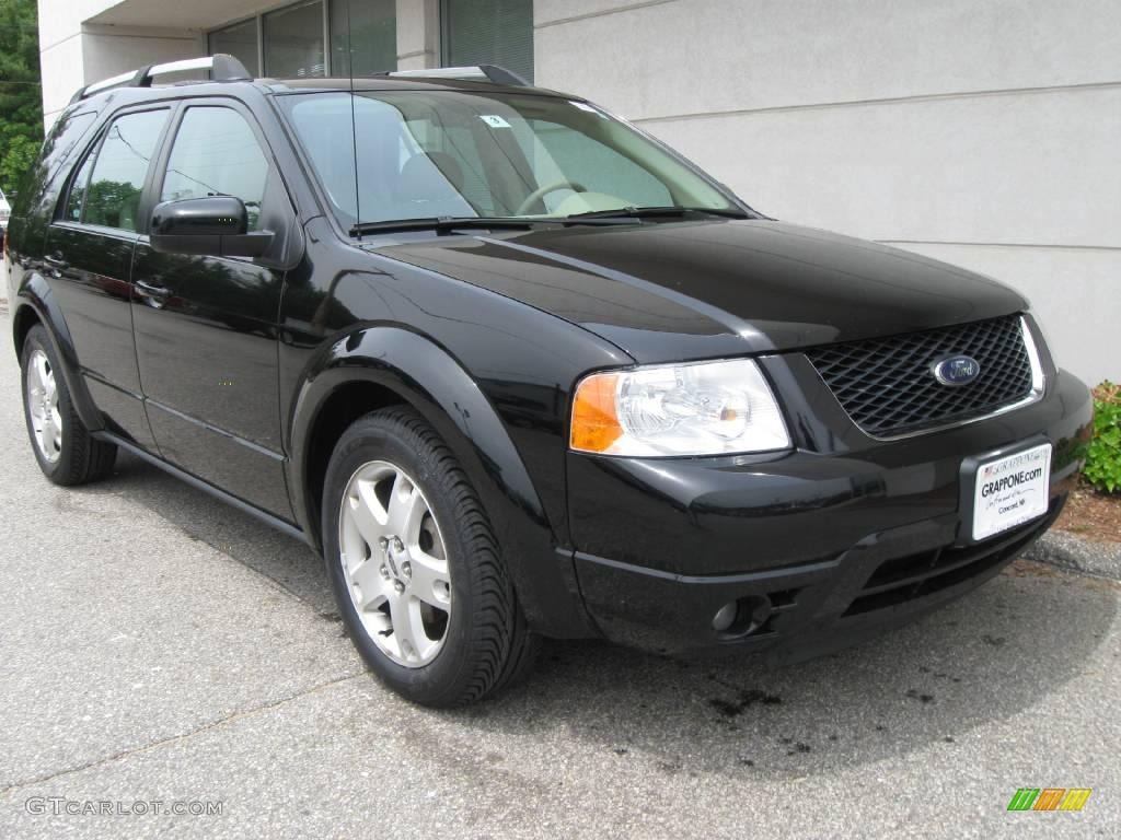 2006 Black Ford Freestyle Limited Awd 10789410 Gtcarlot
