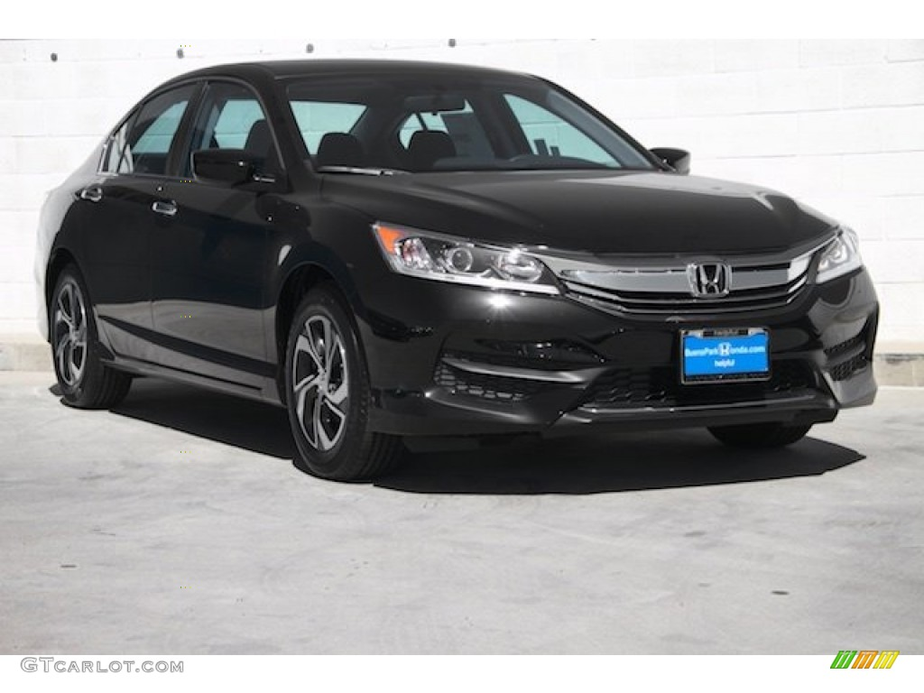 2016 crystal black pearl honda accord lx sedan 108144158. Black Bedroom Furniture Sets. Home Design Ideas