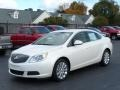 White Diamond Tricoat 2016 Buick Verano Verano Group