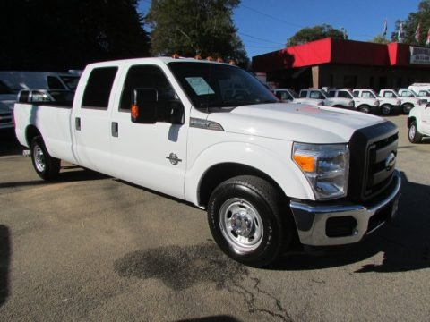 2011 ford f250 super duty xl crew cab data info and specs. Black Bedroom Furniture Sets. Home Design Ideas