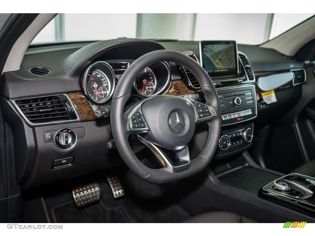 2016 mercedes benz gle 450 amg 4matic coupe dashboard for Mercedes benz gle 450 4matic