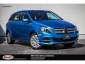 South Seas Blue Metallic 2015 Mercedes-Benz B Electric Drive