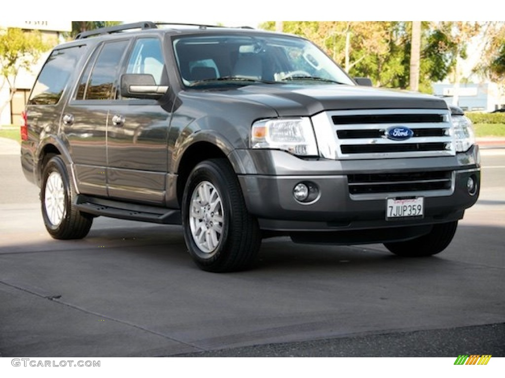 Sterling grey metallic ford expedition