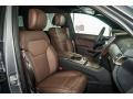 2016 GL 450 4Matic Auburn Brown/Black Interior