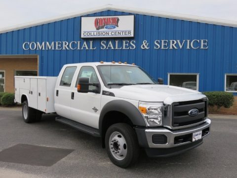 2016 Ford F550 Super Duty Xl Crew Cab Chis Utility Data Info And Specs