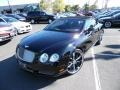 Diamond Black 2008 Bentley Continental GTC