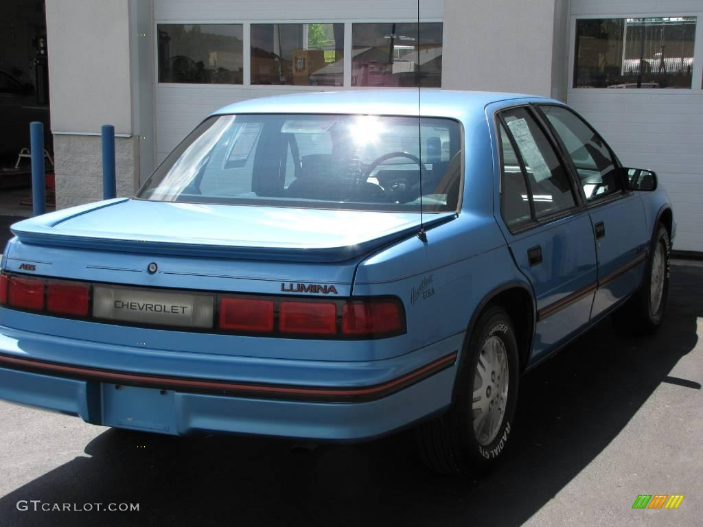 on 1992 Chevy Lumina Colors