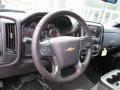 Dark Ash/Jet Black Steering Wheel Photo for 2016 Chevrolet Silverado 1500 #108246561