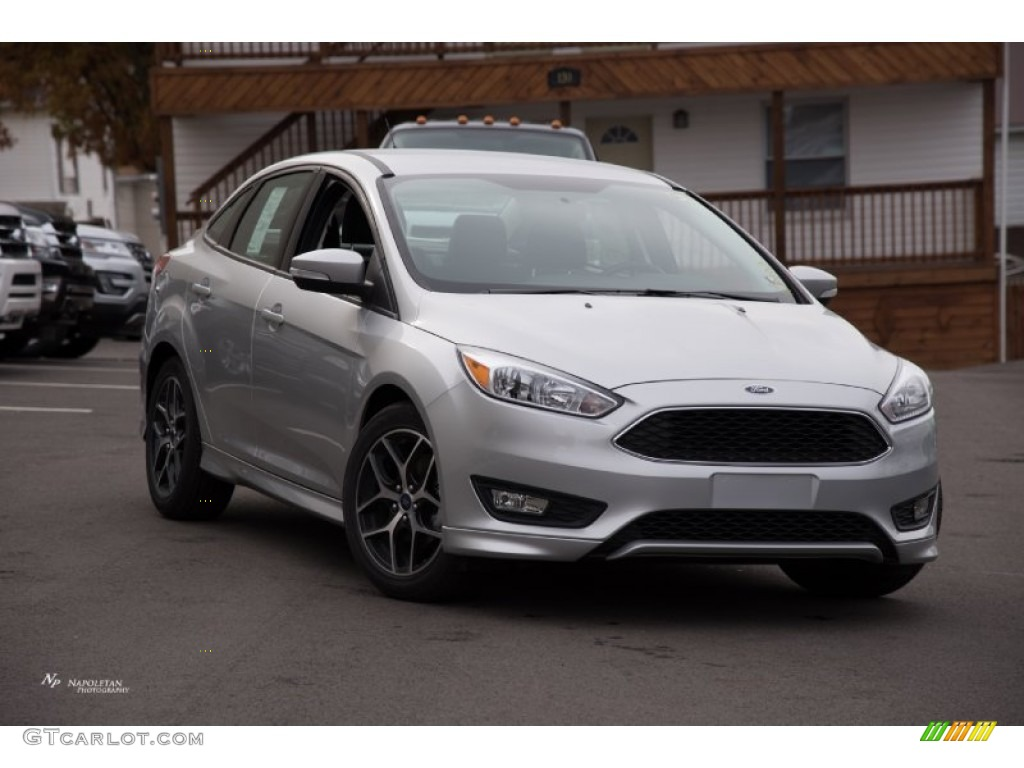 2016 ingot silver ford focus se sedan 108230654 car color galleries. Black Bedroom Furniture Sets. Home Design Ideas