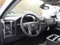2016 Summit White Chevrolet Silverado 1500 LT Double Cab 4x4  photo #9