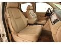 2011 Cadillac Escalade Cashmere/Cocoa Interior Front Seat Photo