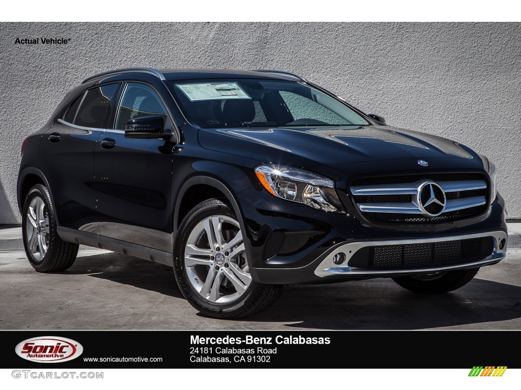 2015 night black mercedes benz gla 250 4matic 108259664 for Mercedes benz gla 250 4matic