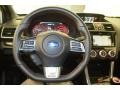Carbon Black Steering Wheel Photo for 2015 Subaru WRX #108279632