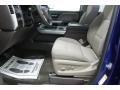 Blue Topaz Metallic - Silverado 1500 LT Double Cab 4x4 Photo No. 17