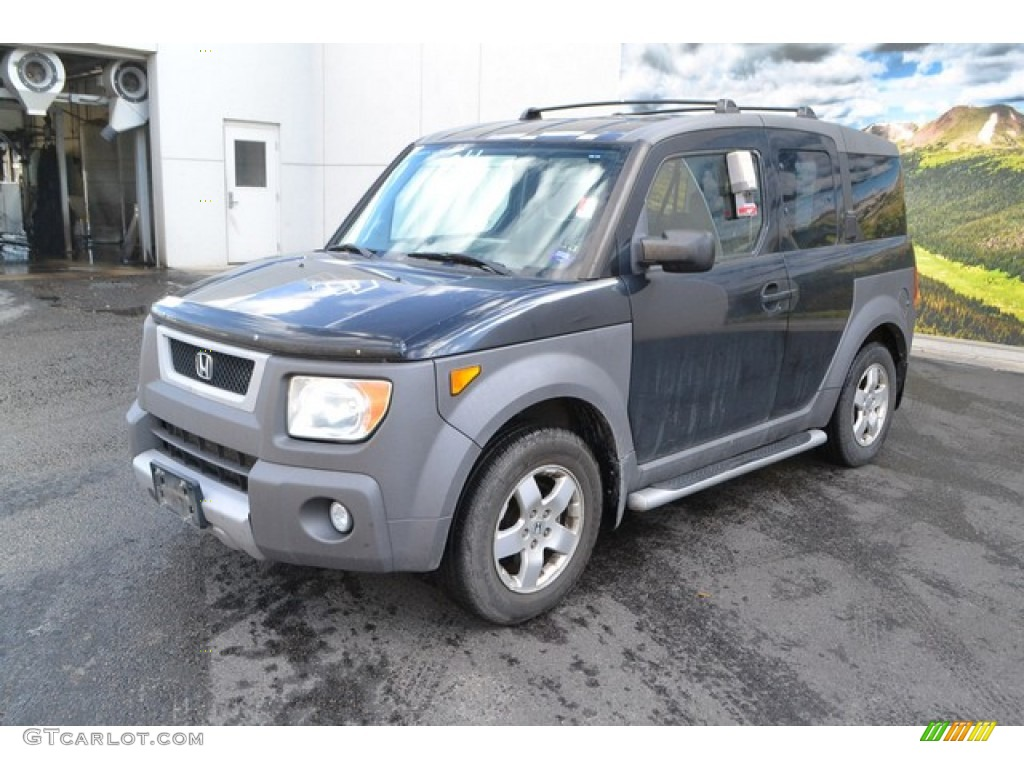 2003 Honda Element Ex Awd Exterior Photos Gtcarlot Com
