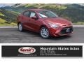 Pulse (Red) 2016 Scion iA Sedan