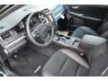 Black 2016 Toyota Camry Interiors
