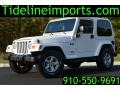 Stone White 2005 Jeep Wrangler Gallery