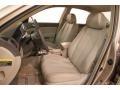 Beige 2007 Hyundai Sonata Interiors