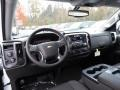 2016 Summit White Chevrolet Silverado 1500 LT Double Cab 4x4  photo #13
