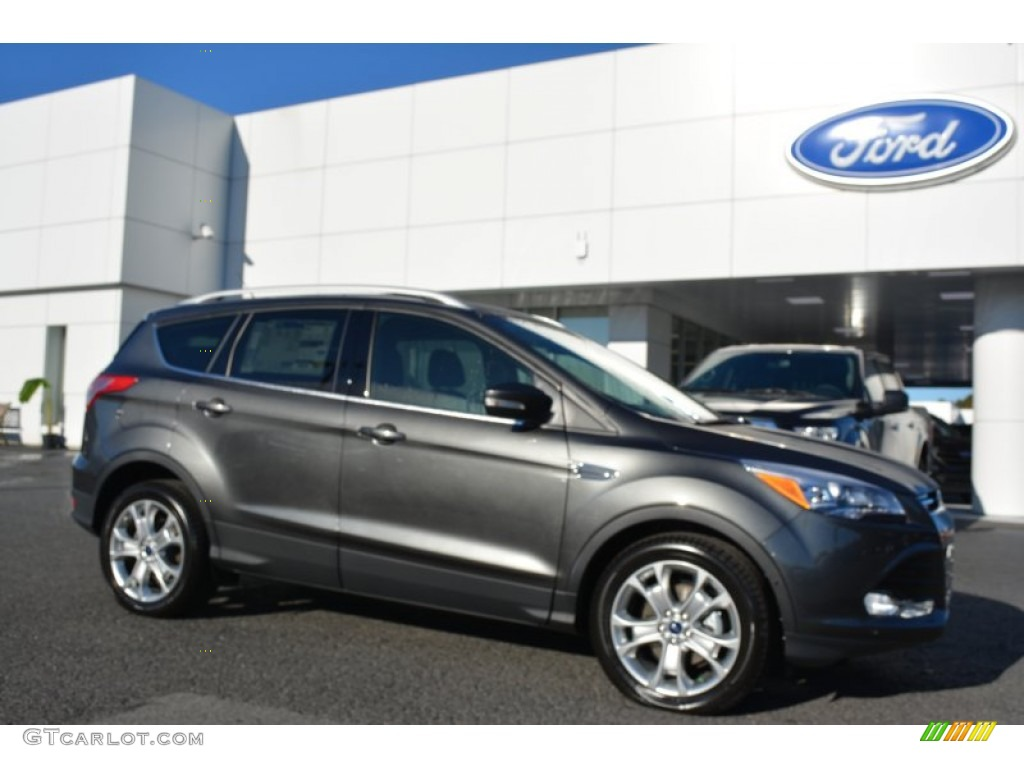Ford Escape Colors >> 2016 Magnetic Metallic Ford Escape Titanium 108315803