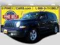2015 True Blue Pearl Jeep Patriot Latitude #108315600