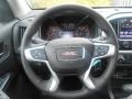 2016 GMC Canyon Jet Black Interior Steering Wheel Photo