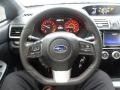 Carbon Black Steering Wheel Photo for 2016 Subaru WRX #108364407