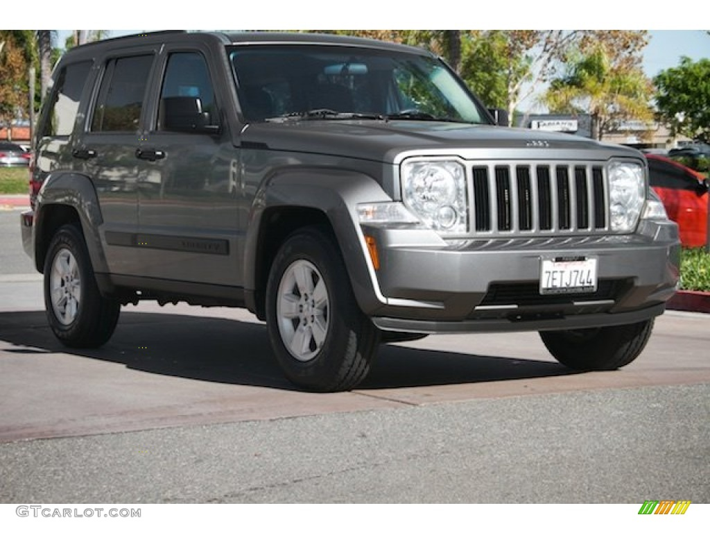 2012 mineral gray metallic jeep liberty sport 108353575 photo 26 car color. Black Bedroom Furniture Sets. Home Design Ideas