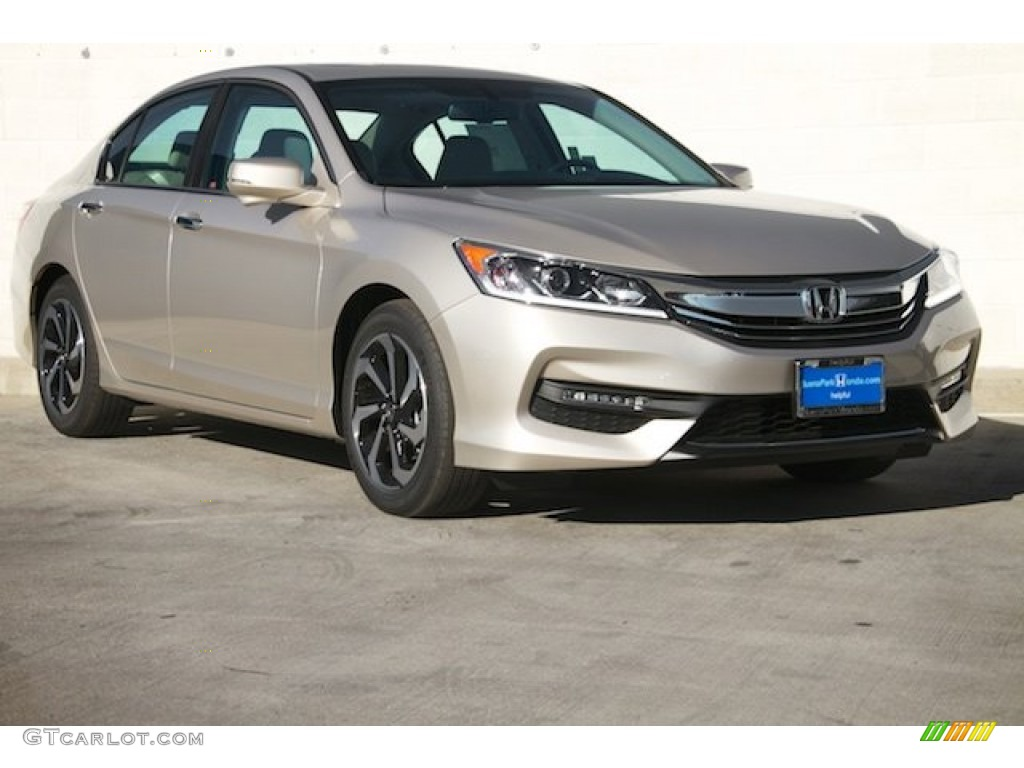Champagne Frost Pearl Honda Accord