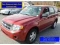 Toreador Red Metallic 2012 Ford Escape XLS