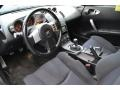 Carbon Black Interior Photo for 2004 Nissan 350Z #108376676