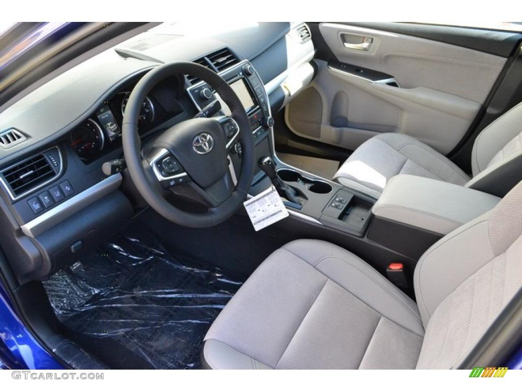 Ash Interior 2016 Toyota Camry Xse Photo 108377283
