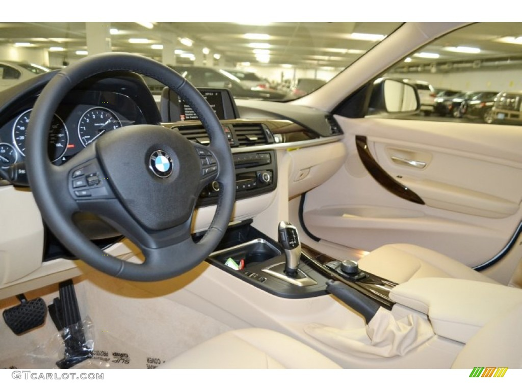 2015 BMW 3 Series 320i Sedan Interior Color Photos