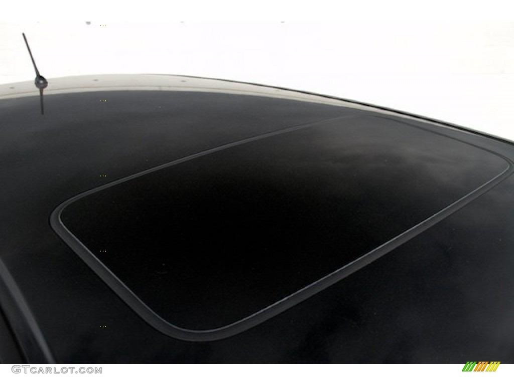 2015 CR-V EX - Crystal Black Pearl / Black photo #4