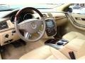 2007 R 500 4Matic Macadamia Interior