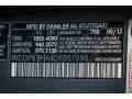 2013 SLK 350 Roadster Steel Grey Metallic Color Code 755