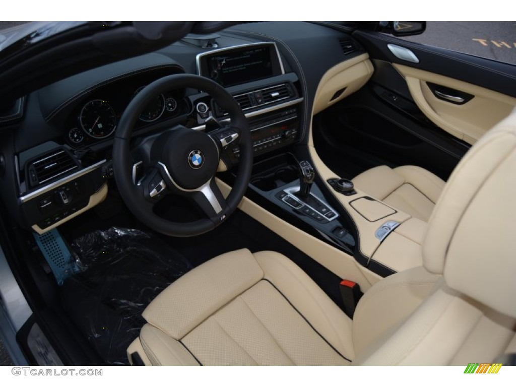 Bmw Individual Champagne Full Merino Leather Interior 2015